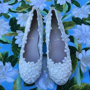 b03e936b18742b ... Vintage Wedding Shoes ...